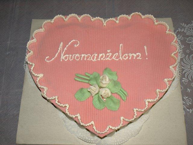 20.09.2008 Jana a Ladislav - Naše torty