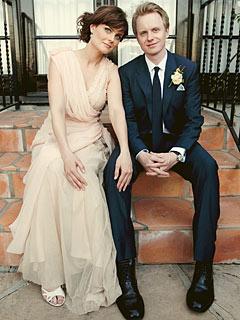 Svatby celebrit - Emily Deschanel a David Hornsby (2010)