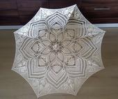 Noý deštník na svatbu,