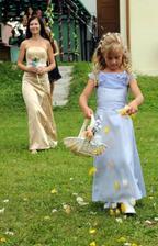 Flowergirl Stelka a družičky