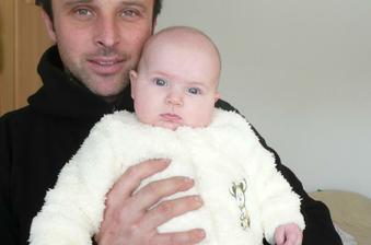 Moje zlatíčka :), Ninuška sa nám narodila 18.10.2010