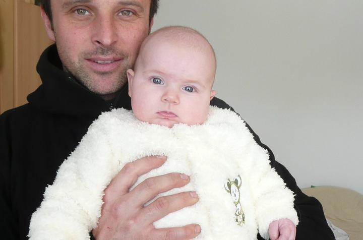 Aneta {{_AND_}}Michal - Moje zlatíčka :), Ninuška sa nám narodila 18.10.2010