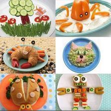 Když tohle naservírujete dětem či rodině tak budete za Hvězdičku :-) ...nebo proč si svoje jídlo nevylepšit také?