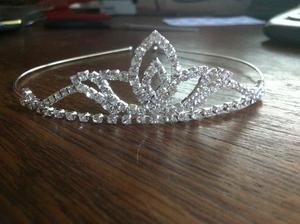 Korunka, abych mohla být na chvíli princeznou :-)