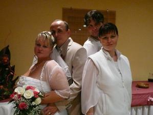 s manžely Jurygáčkovými ( ZUZI a MÍŠA )