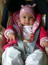 Naše Adrianka 3měsíce 3 týdny a 1 den