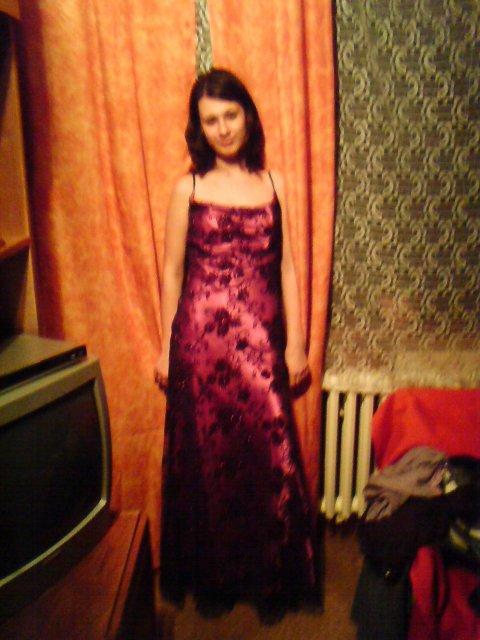 Ami & Jurko - moje popolnočné šaty