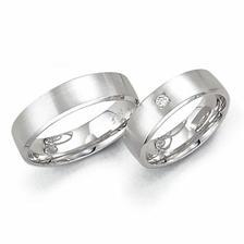 Objednané snubní prstýnky
