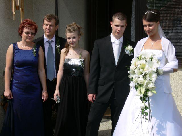 Aminka{{_AND_}}Juraj - Odobierka, rodina môjho manžela