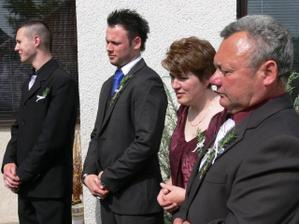 a moja krásna rodinka