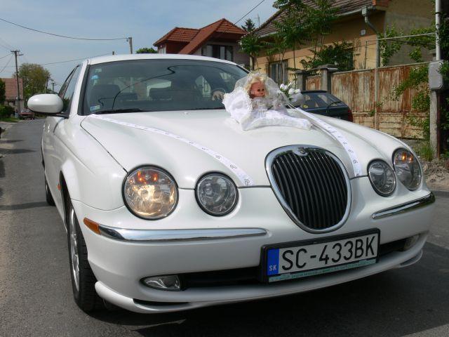 Aminka{{_AND_}}Juraj - a už je tu môj vysnívaný biely jaguár