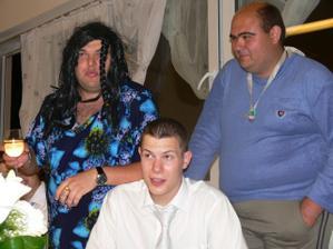 cigánka, s ktorou ma manžel pred svadbou podviedol :))