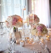 a kytice aké by som chcela mať na stoloch :)