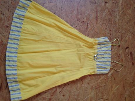 Žluté šatičky - Obrázek č. 1