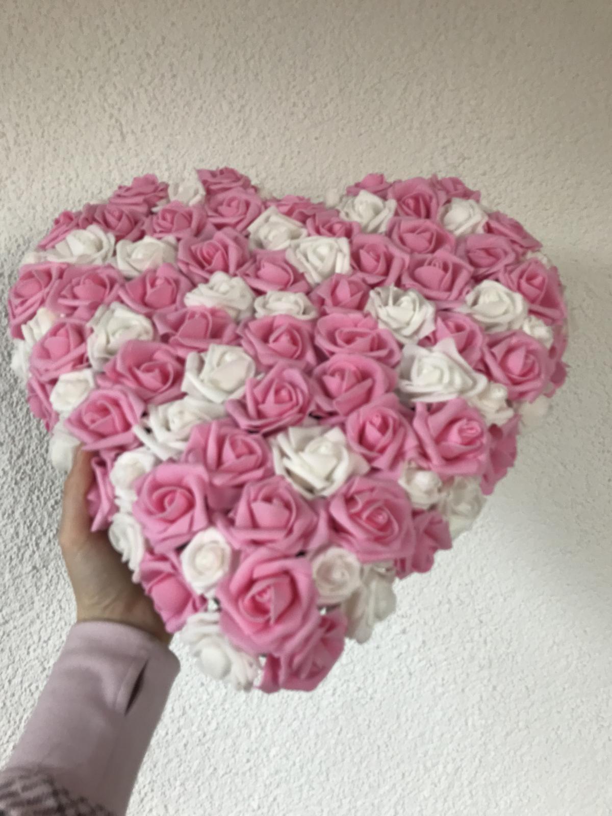 Srdce 45cm - Obrázek č. 2