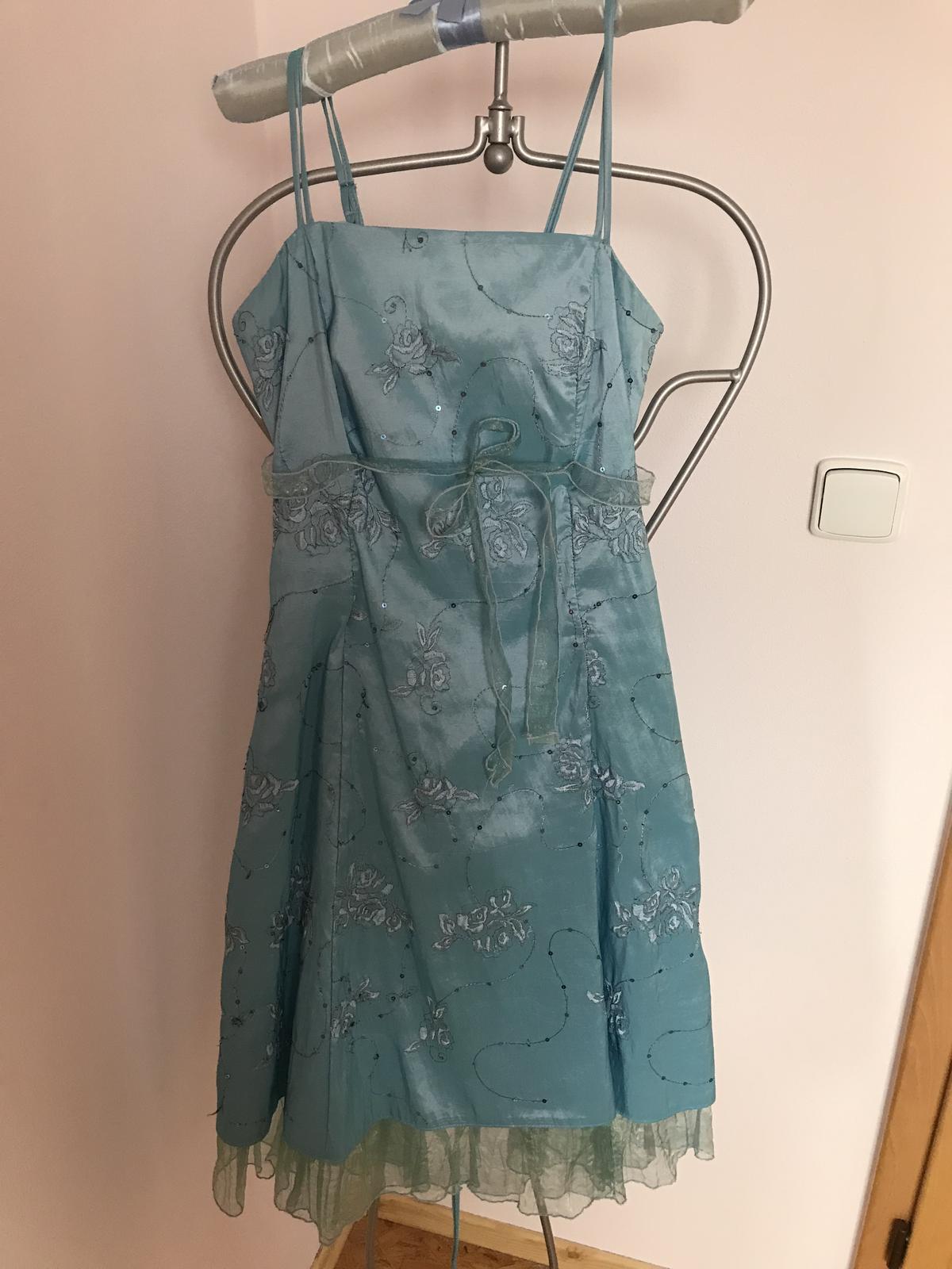 Společenské šaty - Obrázek č. 1