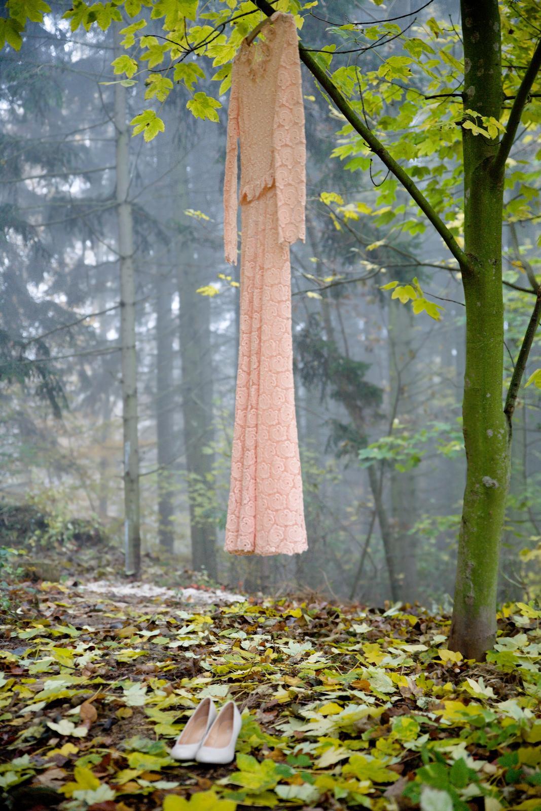 Ola H.{{_AND_}}Dawa M. - bylo to krásné podzimní ráno v mlze...která se právě včas zvedla a zajistila pohádkovou atmosféru celého dne...