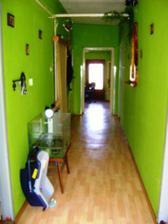chodba - pohled od vchodu