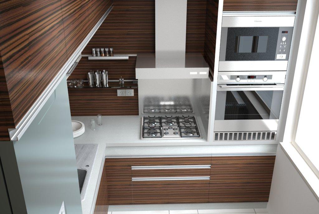 Rekonštrukcia malého panelového bytu v Poprade - Obrázok č. 5