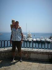 Ja a Vladko - Korfu