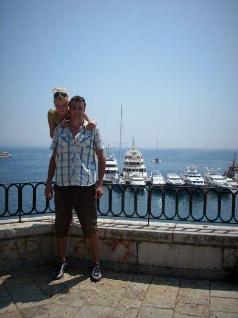 Eliška a Vladko - Ja a Vladko - Korfu