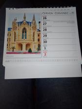 Když otočíte kalendář na týden, kdy máte svatbu a tam je zámek na kterém bude obřad :)