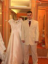 nevěsta:-) a ženich