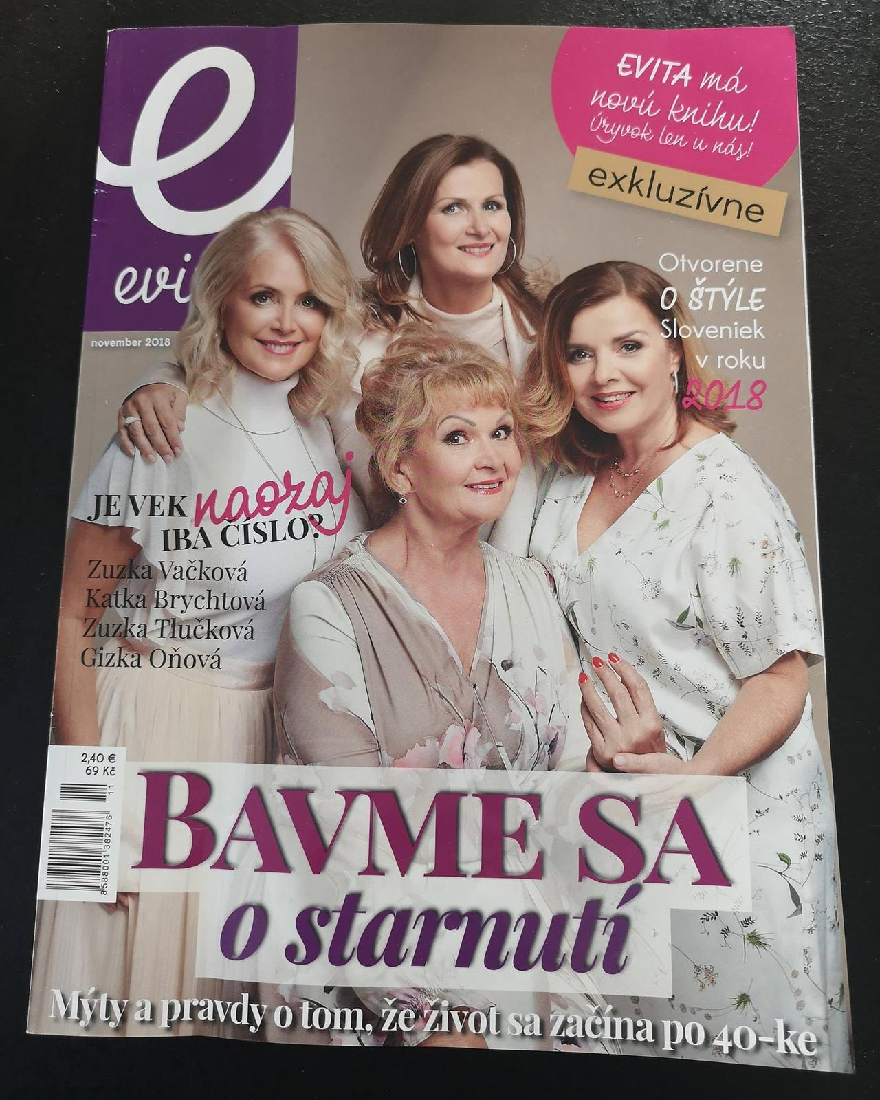 Magaziny, časopisy.. - Obrázok č. 1