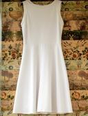 krátké svatební šaty, vel. 36 - 38 + spodnice, 38