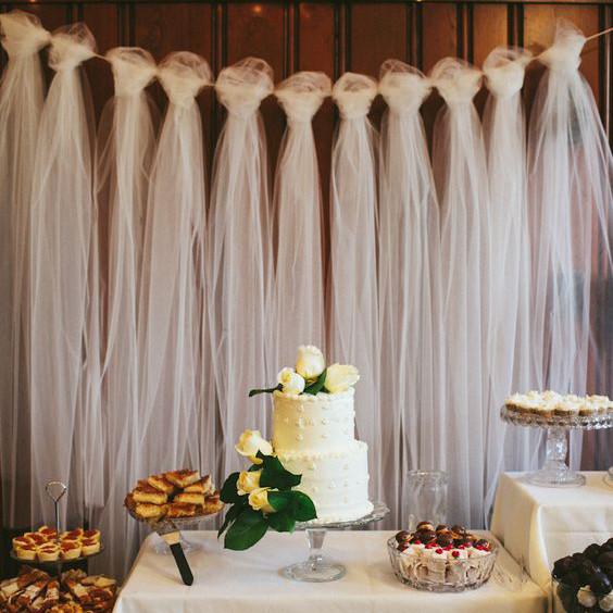 Bride to be :) - Taktiež Candy bar si budem robiť sama (takže takáto je predstava :)