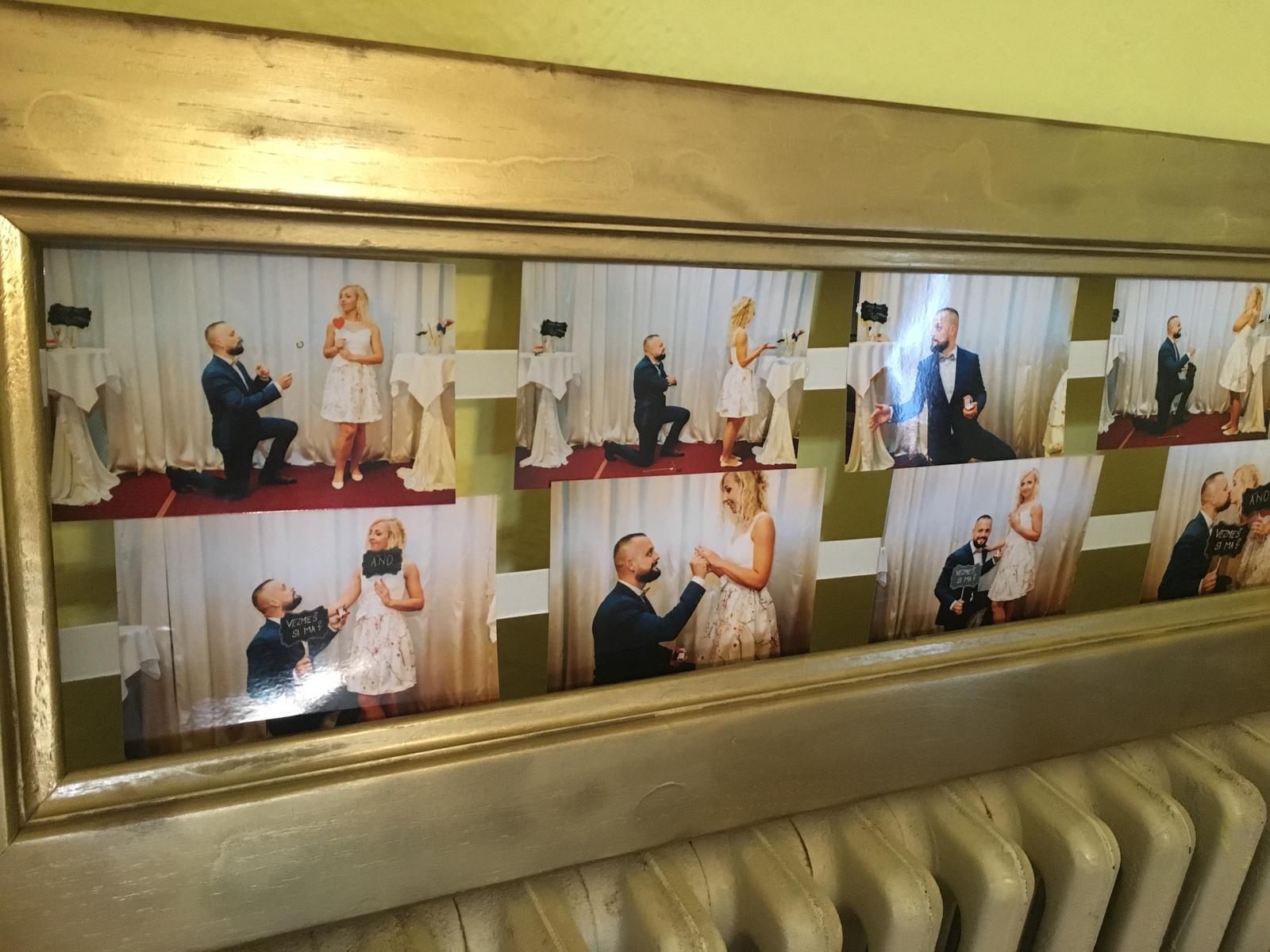 Bride to be :) - Koláž fotiek našich zásnub :)