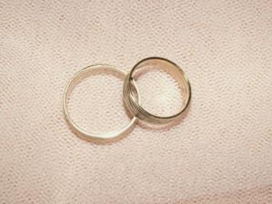 Naše prstýnky od Primossy