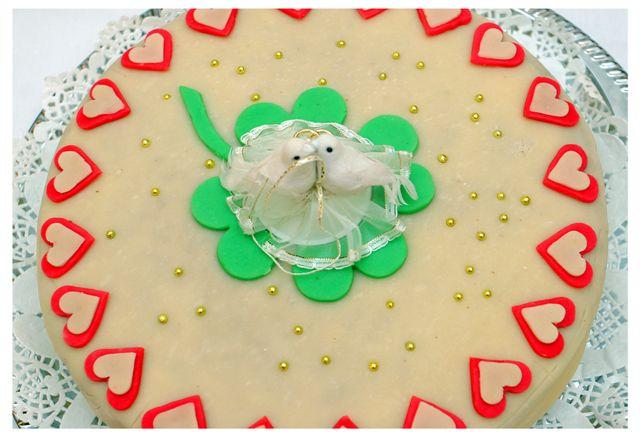 Peťa{{_AND_}}Honza - teto, děkujeme za dort