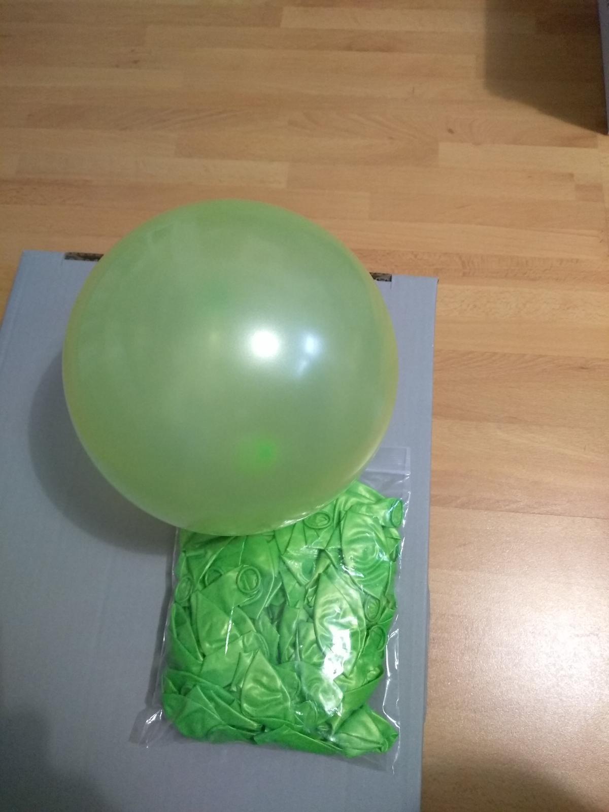 100 balónov  - Obrázok č. 1