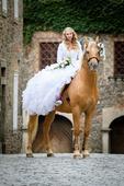Svatební korzetové šaty , 38