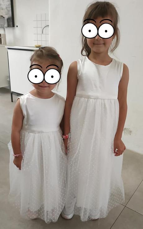 Šaty pro malé družičky - Obrázek č. 1