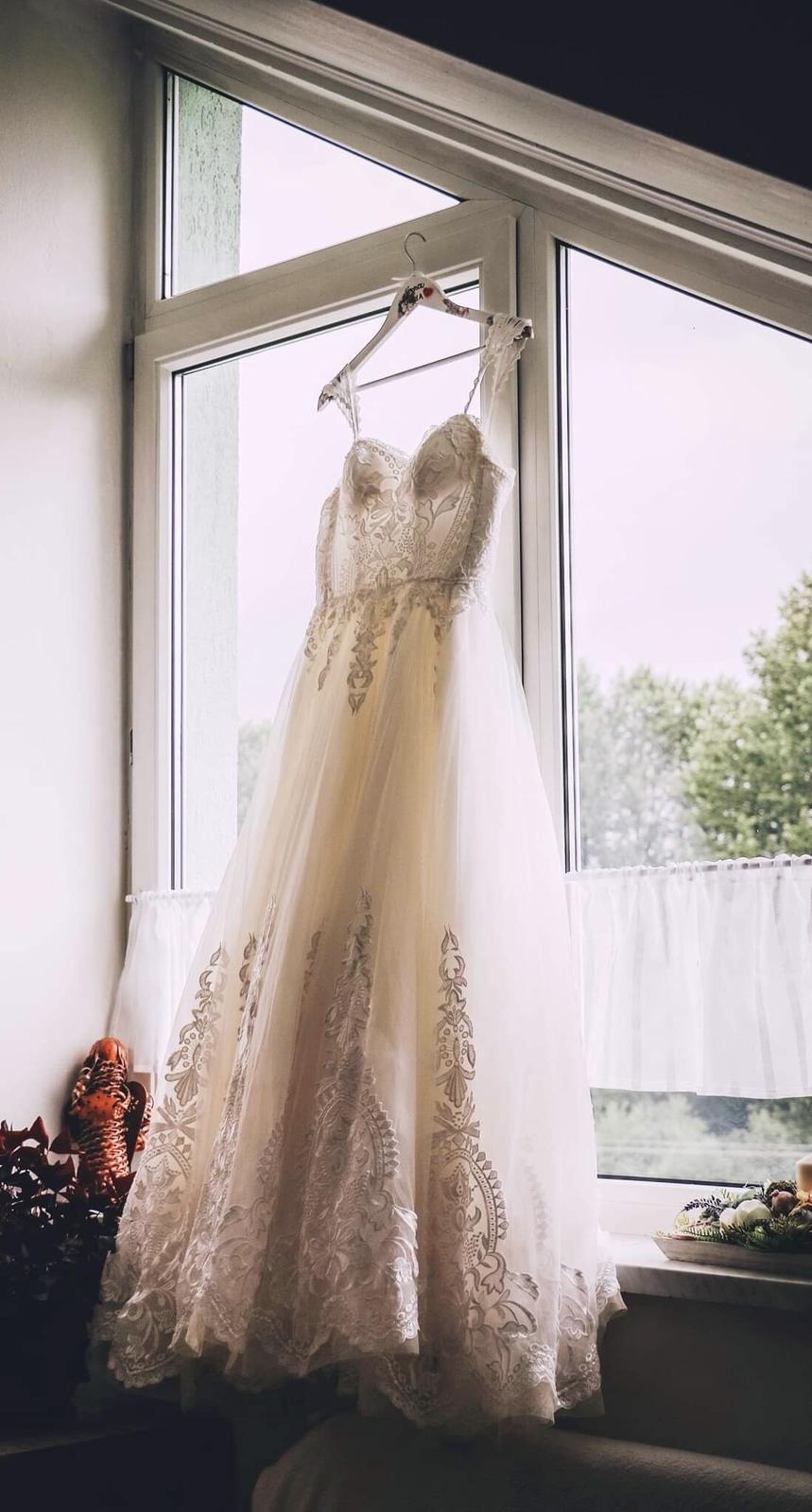Svadobné šaty Ariamo Bridal - Obrázok č. 1