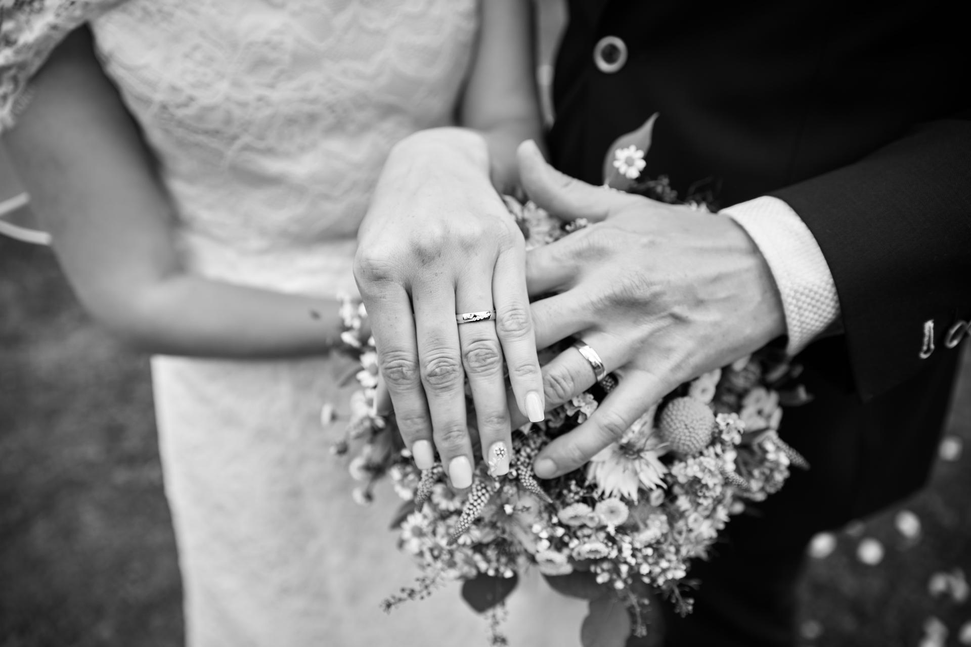 Svatba 6.6.2020 - Prstýnky: Rýdl  Ruku v ruce.