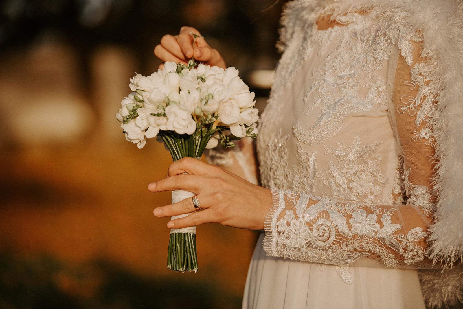 Svadobné šaty - Boho - Obrázok č. 2