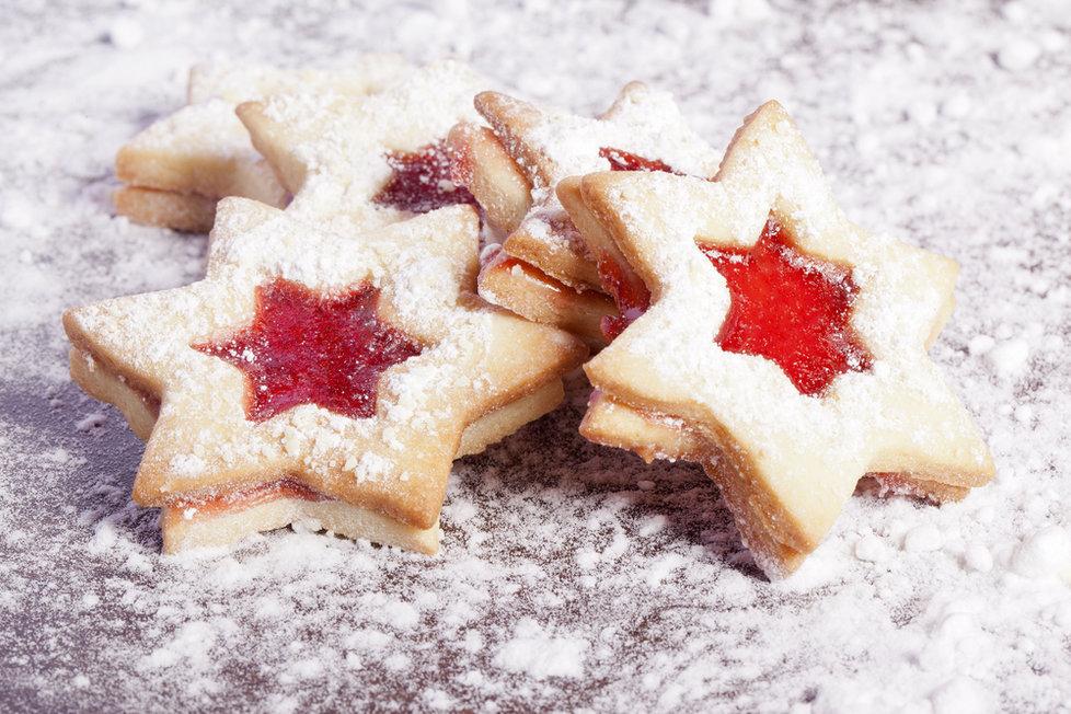 Sen se naplnil - u nás nejoblíbenější vánoční cukroví