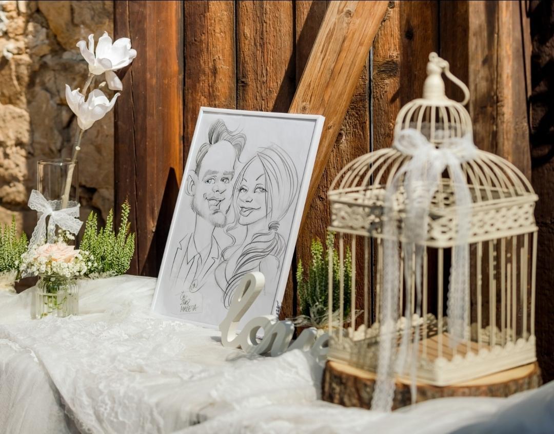 Svatební klec - Obrázek č. 1
