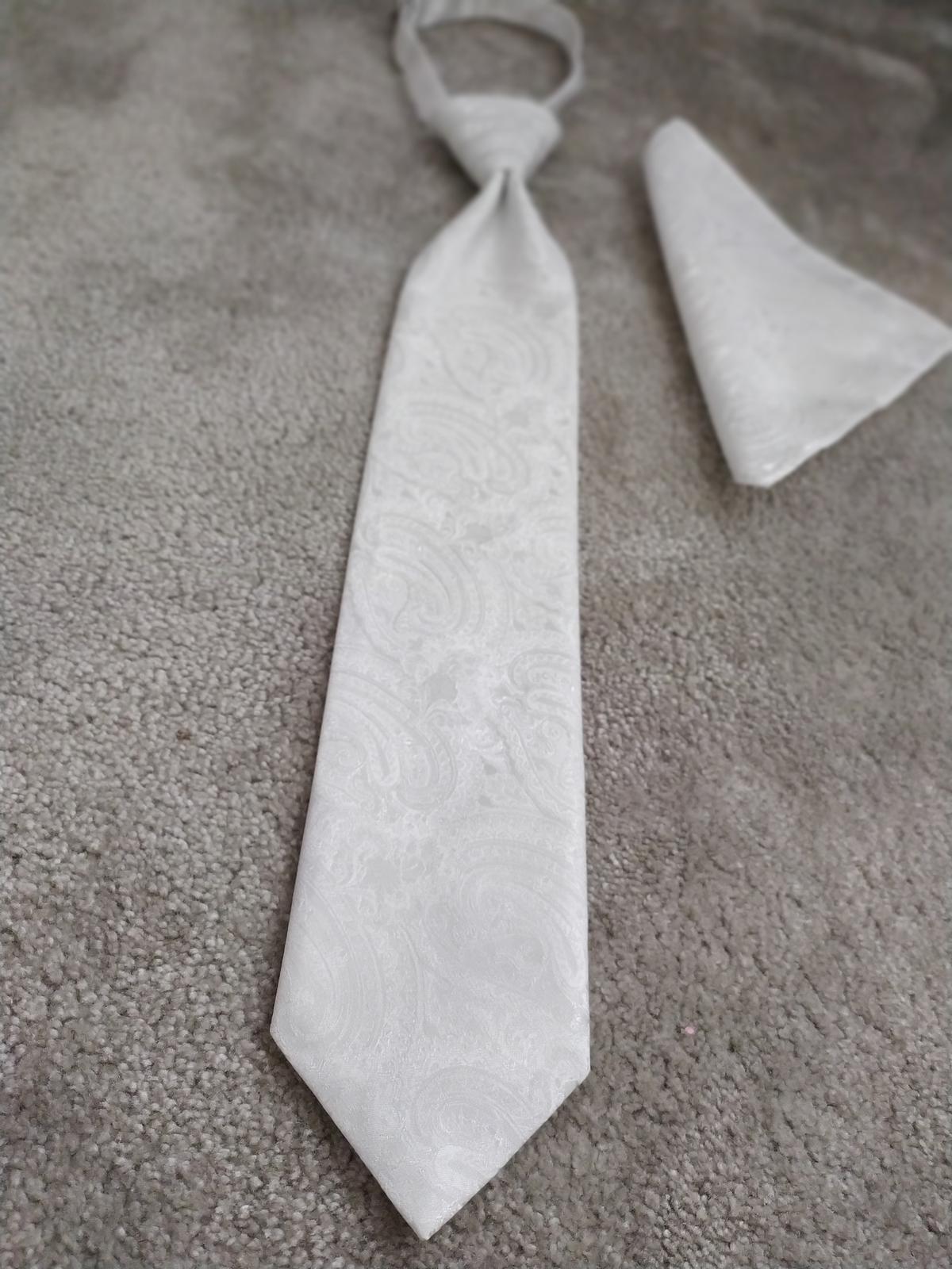 Svatební kravata regata - Obrázek č. 1