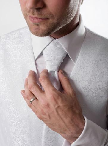 Značková francúzska kravata, nová - Obrázok č. 1