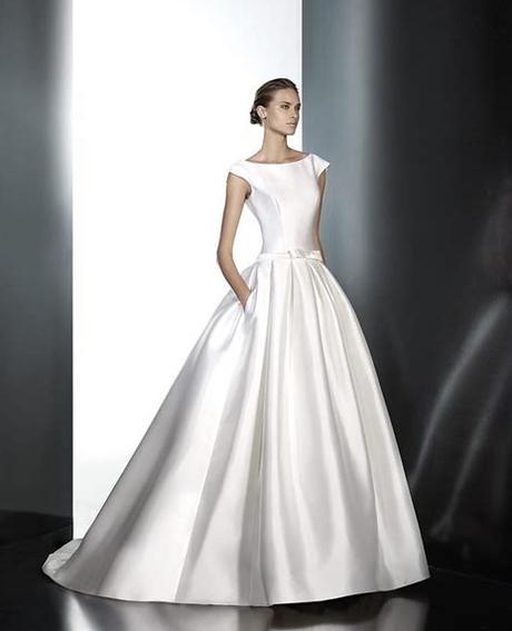 Značkové svadobné šaty PRONOVIAS, v. 34 - Obrázok č. 1