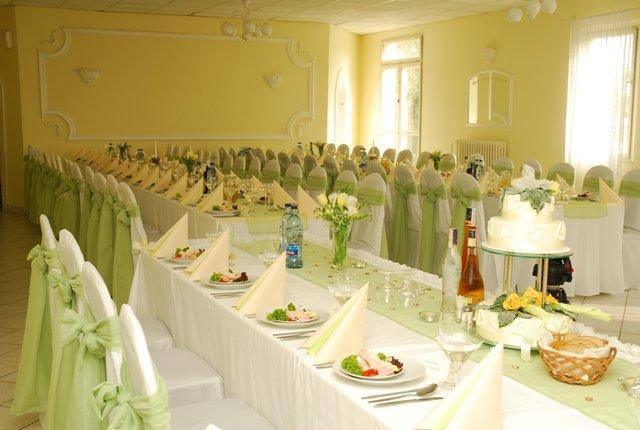 Naša krásna svadobný sála