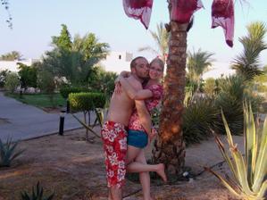 svatební cesta - Egypt, Hurghada