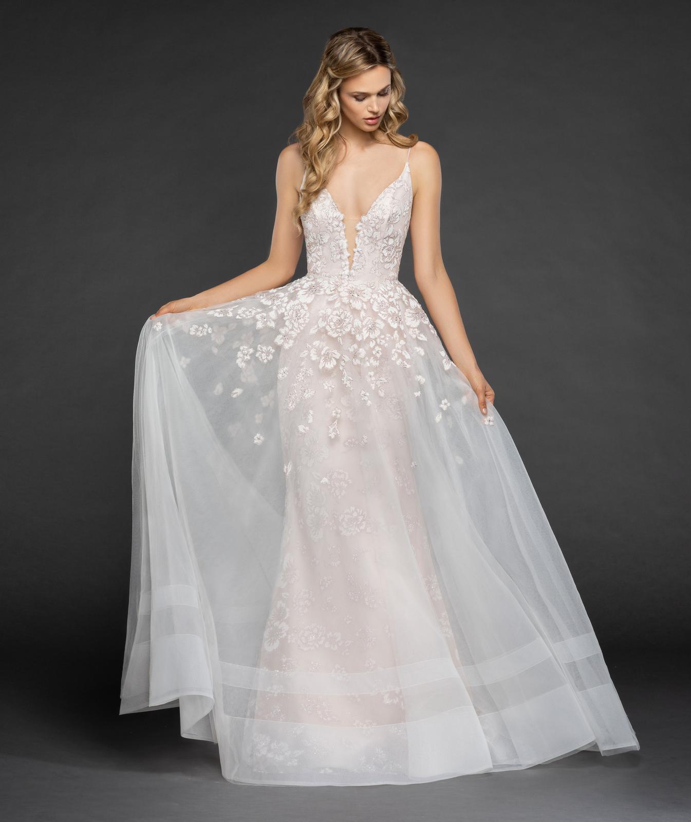 Svadobné šaty Hayley Paige - Obrázok č. 1