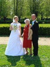 S manželovou babičkou