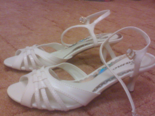 Moje představa - moje boty