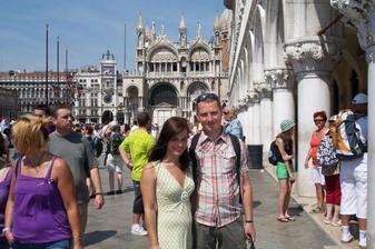 dovolená Benátky
